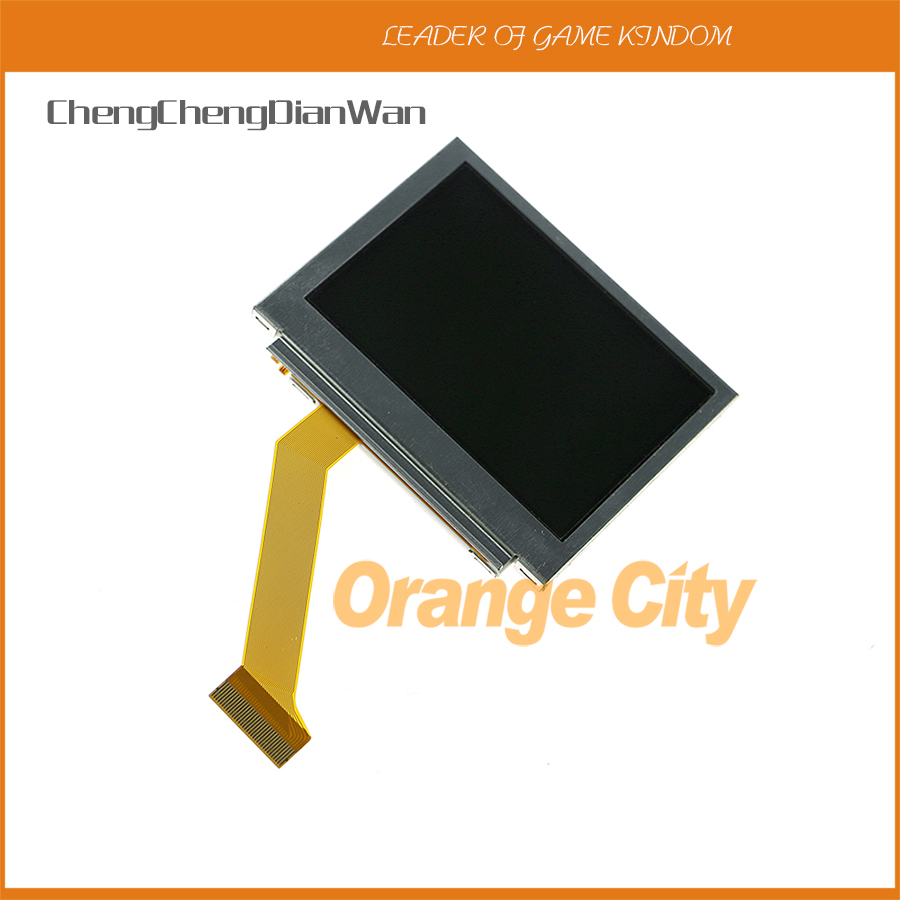 ChengChengDianWan 3pcs lot Original new Hightlight LCD screen BRIGHTER backlit screen AGS 101 for GBA SP