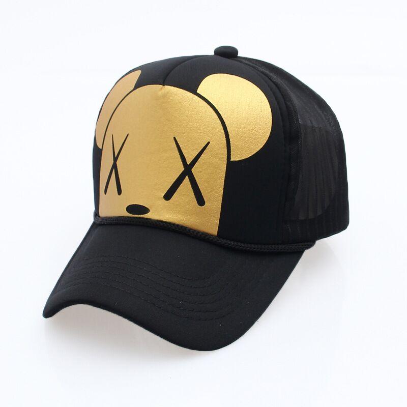 black trucker hat QQ20170809210158