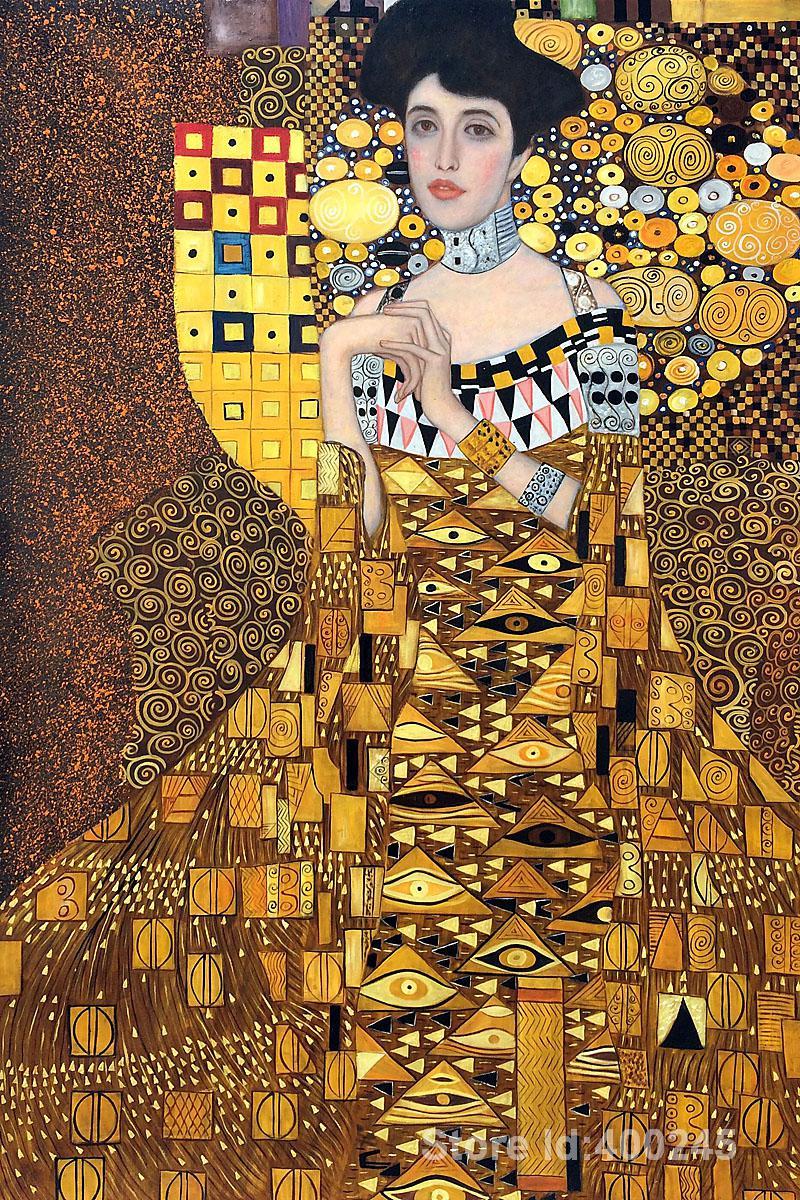 Klimt Artwork Promotion-Shop for Promotional Klimt Artwork on ...