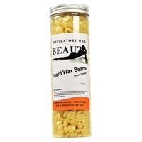 Blue ZOO Honey Flavor Hard Wax Beads For Women Men Face Body Leg Hair Removal
