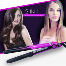 Profesional 2 In 1 Hair Straightener