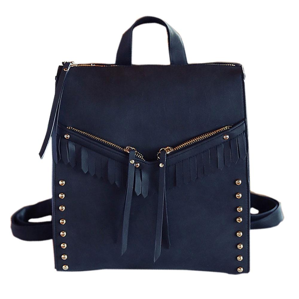NEW XINIU Fashion Women Girls Ladies Backpack  Female BackpackSchool Book Travel Bag Backpacks For Teenage Girls Deri Sirt Canta