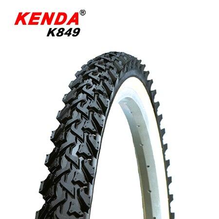 Pneu de voiture 24 pouces 1.95 26 pouces 1.95 26 pouces 2.1 VTT de vélo escalade pneu de voiture vtt route vélo pneu pour kenda