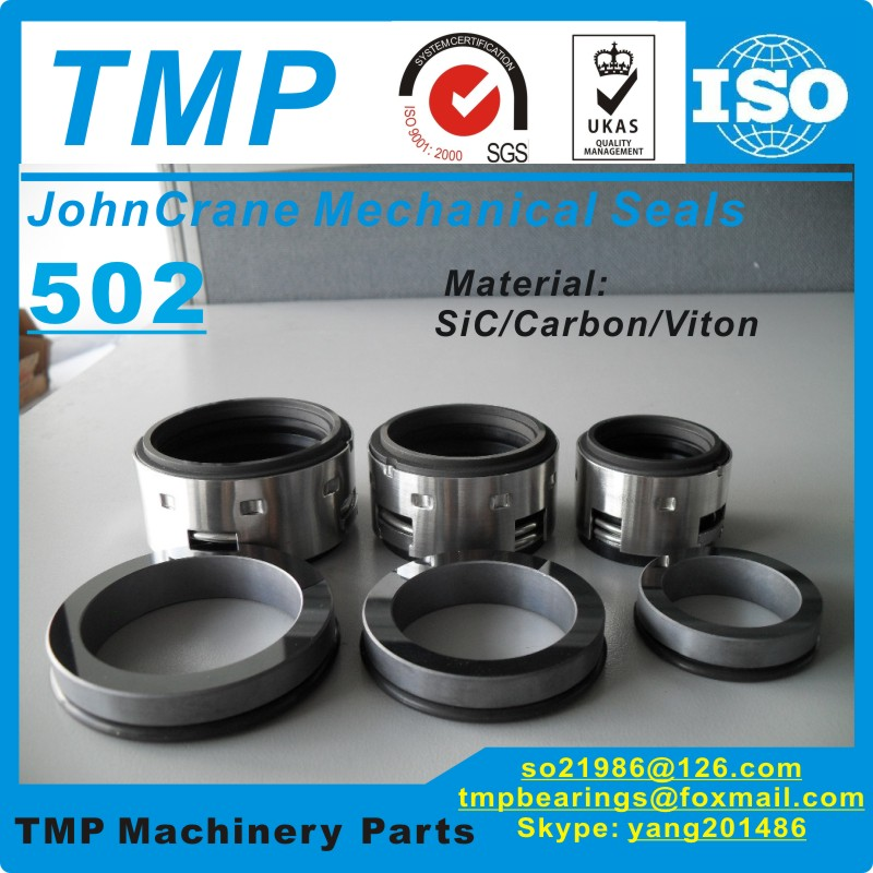 T502-58 502/58 John Crane Mechanical Seals (Material:SiC/Carbon/Viton) |Type 502 shaft size58mm Elastomer Bellow Pump Seals 58