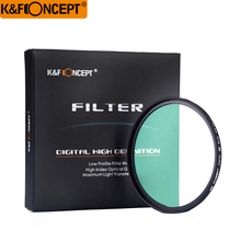K&F 55MM 58MM 67MM 72MM 77MM 82MM UV CPL Camera filters Protecting Filter Polarizing for Canon Nikon Lens цена и фото