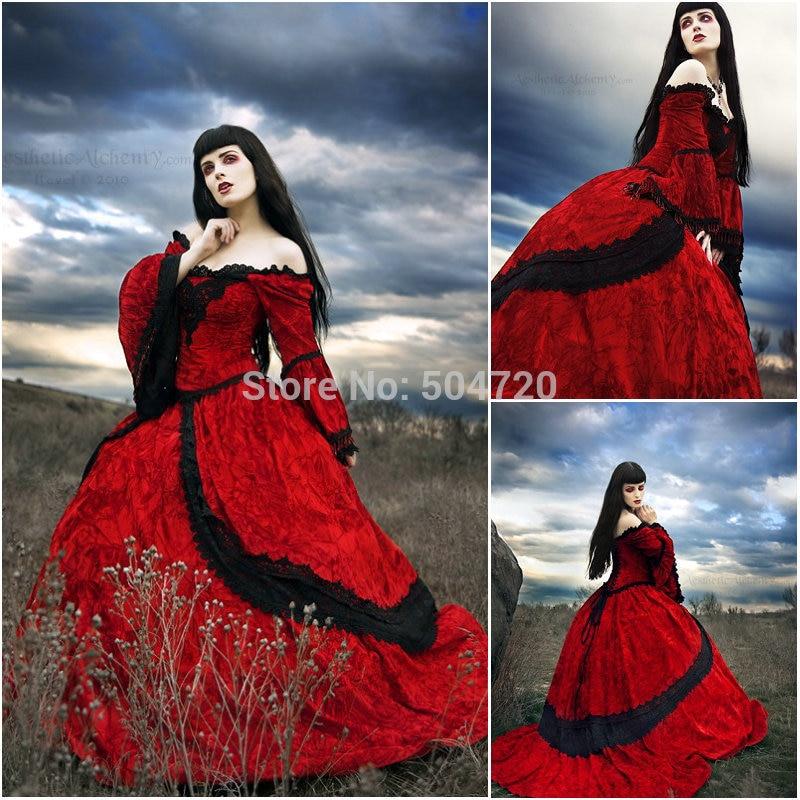 Gratuite Halloween De Rouge Civile 008 26 R Xs Robes S Southern 1860 Livraison 6 Bal Lolita Us Les 6xl Sz Victorienne Vente En guerre Gothique Belle Robe AHFwxqqZdp