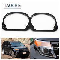 Taochis Car Styling Frame Adapter Transition DIY Bracket Holder For Ford Explorer Hella 3 5 Koito