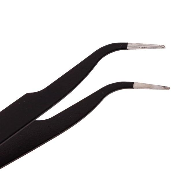 2 pcs/lot Pincettes en Acier Inoxydable pour extension Cils Noir Pince à cils Bella Risse https://bellarissecoiffure.ch/produit/2-pcs-lot-pincettes-en-acier-inoxydable-pour-extension-cils-noir/