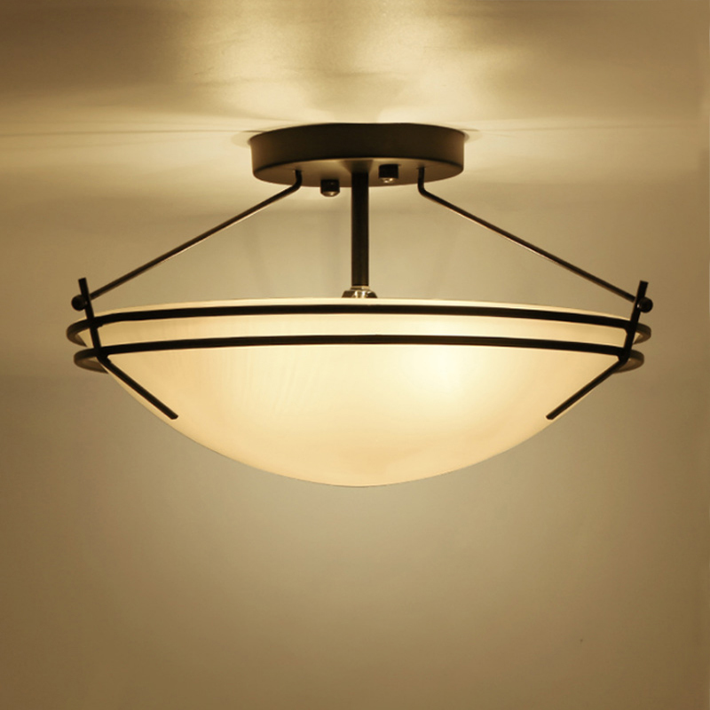 Industrial Retro Diy Metal Ceiling Lamp Light Creative