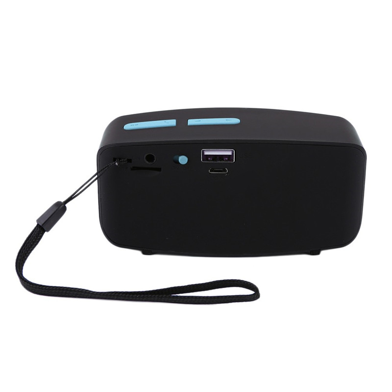 SIFREE N10 Wireless Bluetooth Speakers Portable Handsfree Speaker Music Sound Box With FM Radio For Phone PC Tablet As Gift