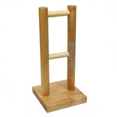 Solid wood high quality earphones rack mount
