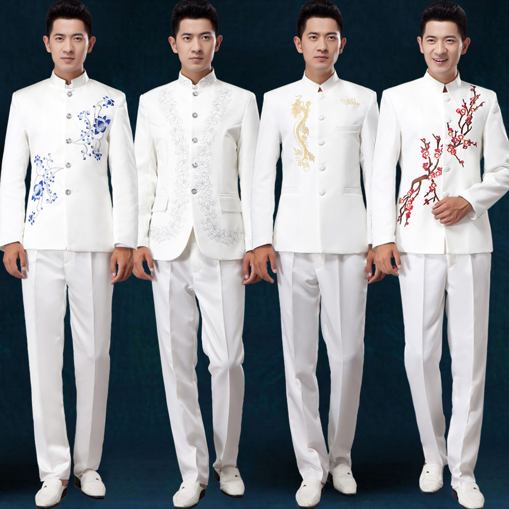 отличаются японские креативные мужские сценичные наряды фото новая