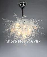 C164 Goedkope Mondgeblazen Bal Plafondlamp-in Kroonluchters van Licht & verlichting op