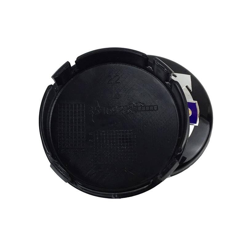 4 unids/lote 64mm del centro de rueda de coche Chapas cubierta logo emblema badge para Volvo S70 V70 XC90 850 960 S90 s80 3546923