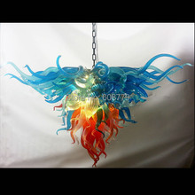 Free Shipping Home Decoration Big Size Flower Chandelier On Sale  все цены
