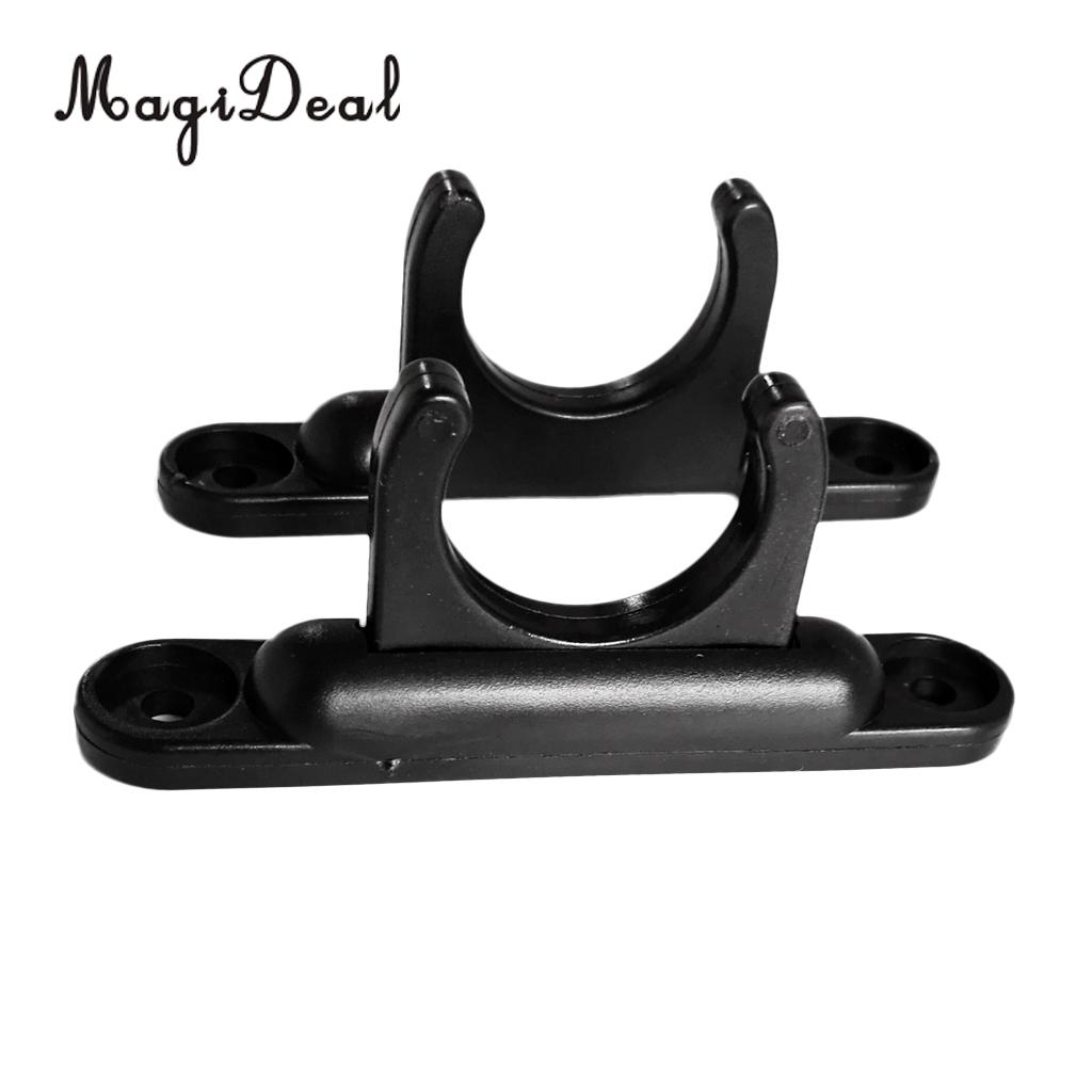 Kayak Boat Paddle Grip Wrap Fishing Rod Holder Keeper For Canoe Boat Accessories