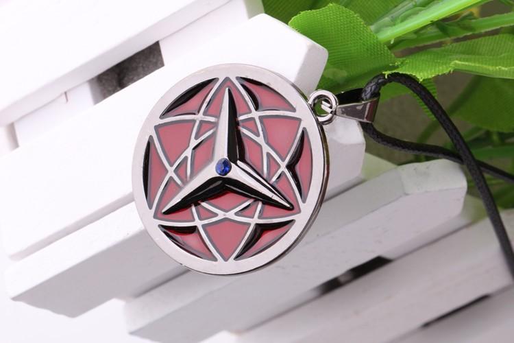 Naruto Uchiha Sasuke's Necklace