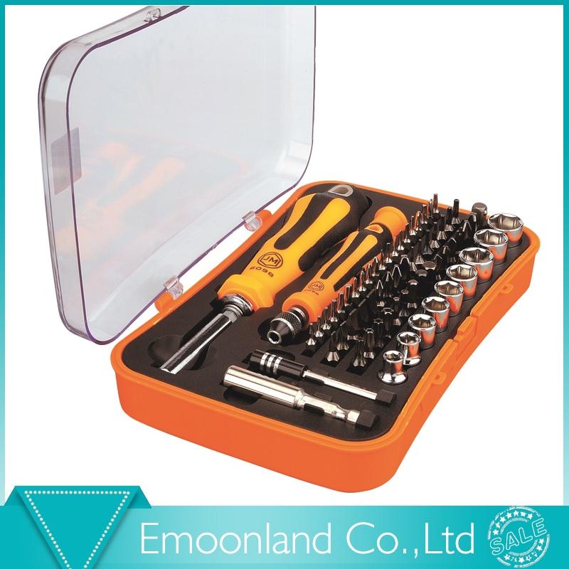 ФОТО Precision JM-6098 home repair mobile phone repairing Screwdriver set for laptop cellphone computer tablet smartphone screws