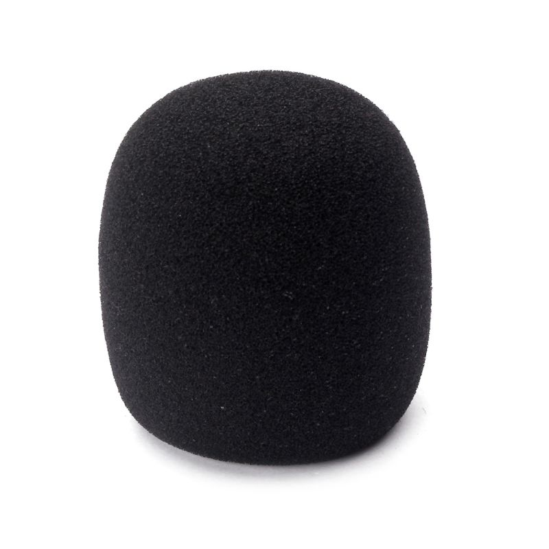 36mm Foam Mic Cover Handheld Microphone Protective Cap Accessories in Other Parts Accessories from Sports Entertainment