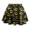 2016 New Fashion Street Style Batman Galaxy Digital Print Skirts S M L Xl Free Shipping