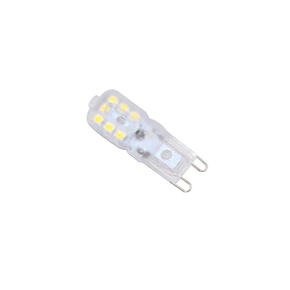 5pcs G9 LED Chandelier Lampara High Lumen 110V 220V 3W 5W SMD2835 Chip G9 LED Mini Bulb Spotlight Lamp Dimmable No Flicker Light