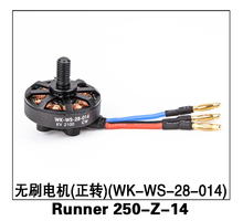 Original Walkera Runner 250 Motor CW/CCW(WK-WS-28-014) 2100KV Walkera Runner 250 spare parts