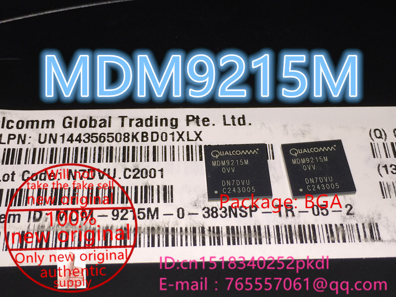 100% New original MDM9215M Qualcomm CPU IC chip 100%new original b2415s 2w ic chip 10pcs