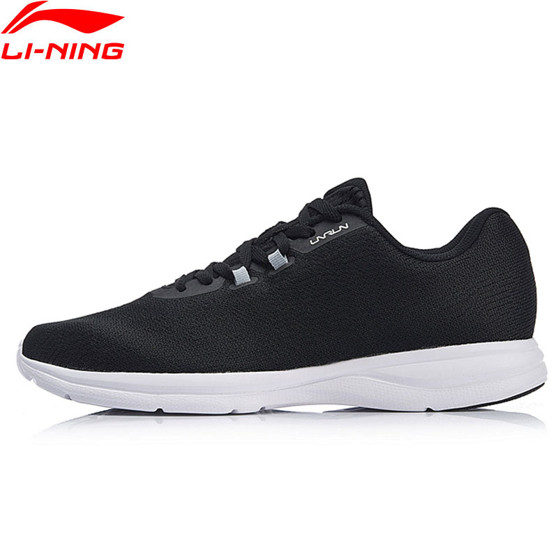 Li Ning Men BASIC RUNER Running Shoes Light Weight Durable Fitness LiNing Breathable Sport Shoes Sneakers
