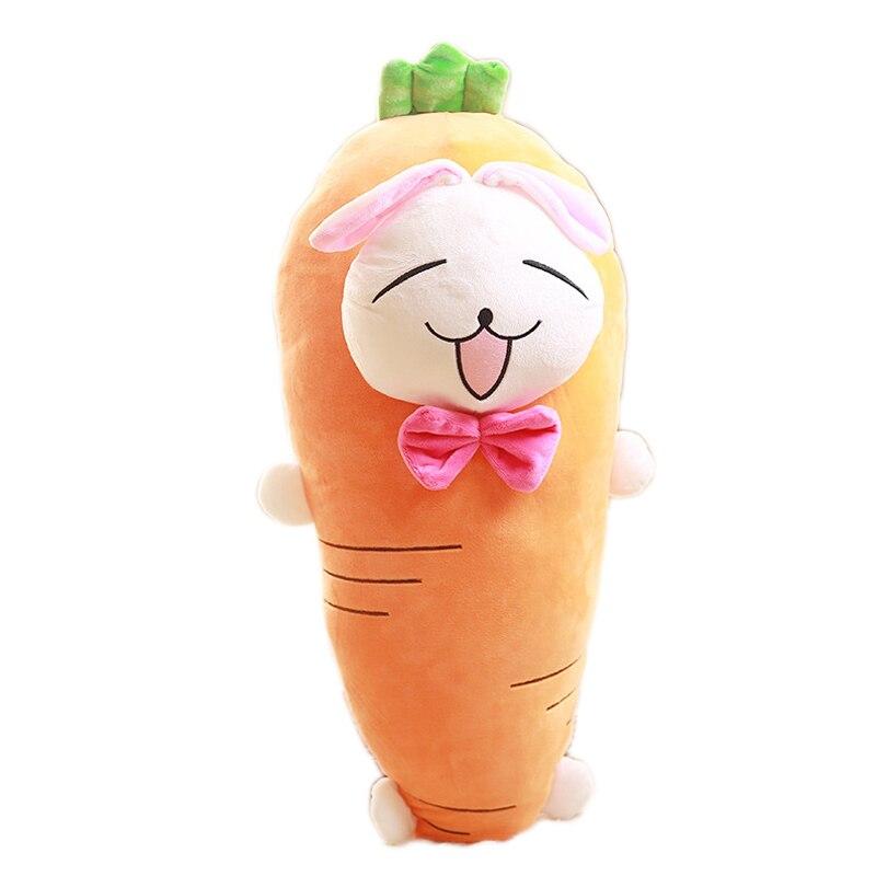 Stuffed Banana Dog Toy
