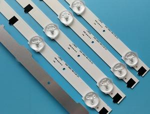Image 3 - 655MM LED strip สำหรับ SamSung Sharp FHD 32TV D2GE 320SC0 R0 CY HF320BGSV1H UE32F5000AK UE32f5500AW UE32F5700AW HF320BGS V1