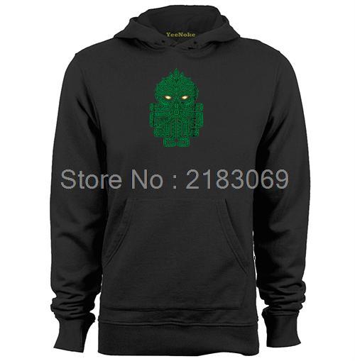 Cthulhu Mens & Womens Fashion Sweatshirts Unique Design Hoodies