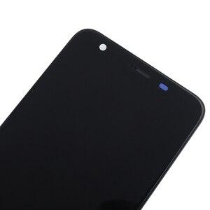 Image 5 - Alesser per Ulefone S9 Pro Display Lcd E di Tocco Riparazione Dello Schermo con Frame + Custodia in Silicone di Ricambio con Strumenti per ulefone S9 Pro