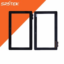 Comercio al por mayor de Alta Calidad Capacitiva Negro Pantalla Táctil Digitalizador de Repuesto Para ASUS Transformer Book T100 T100TA