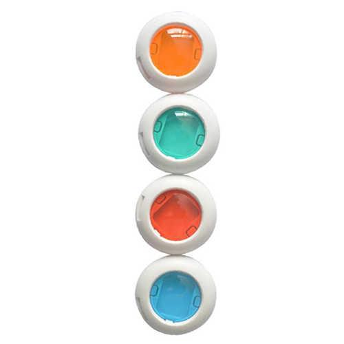 4 Colore Colorful Filtro Close Up Lens per Fujifilm Instax Mini 8 7 S Macchina Fotografica Della Pellicola