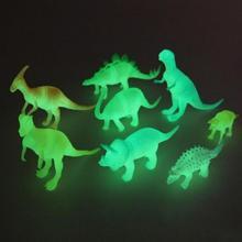 Серебристых хобби динозавров ночник рисунок игрушка шт./компл. подарок детей игрушки дети