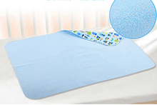 bamboo fiber Baby Infants Reusable Durable Washable Waterproof Urine Mat Cover Changing Pad