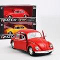 UNI-FORTUNE VW 1967 Beetle 1/36 alloy models model car SUV car pull back car children's toys car Kids toy
