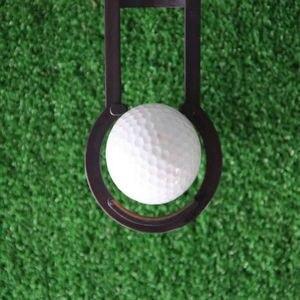 Image 4 - FUNGREEN كرة جولف موزع نصف التلقائي نادي الغولف المنظم لا الطاقة لا الكهرباء المطلوبة داخلي ممارسة الغولف المعدات