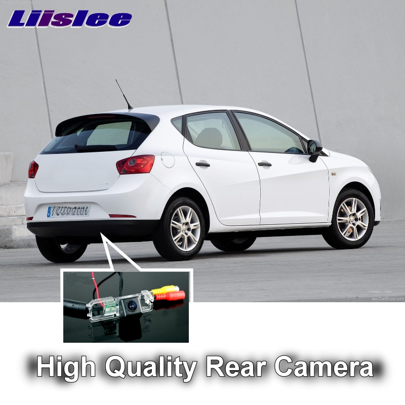 LiisLee Car font b Camera b font For SEAT Ibiza 6L 6J SC MK3 MK4 MK5