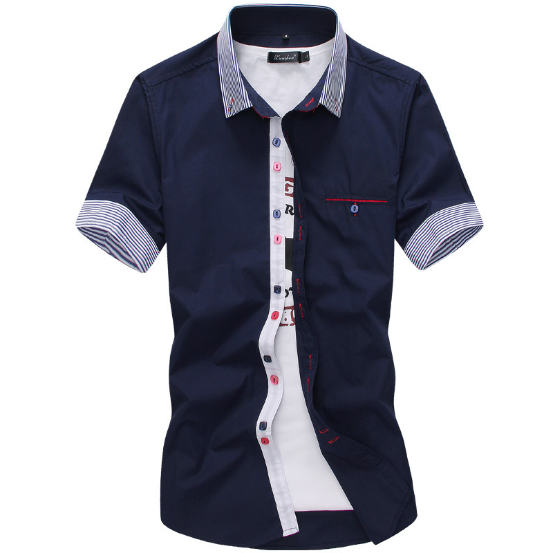 Buy 2017 new brand mens dress shirts for Latest shirts for mens 2017