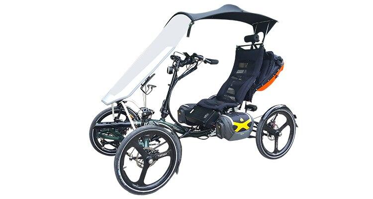 TrikExplor Recumbent Quad H420E (9)