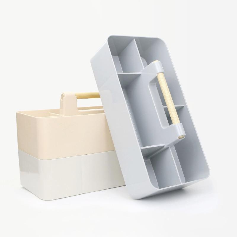 Multifunctionele Desktop Opbergdoos Plastic Puin Opbergdoos Make - Home opslag en organisatie