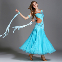 Ballroom Dance Competition Dresses Women/Ballroom Dresses/Ballroom Waltz Dresses/Ballroom Dancing/Waltz Dress