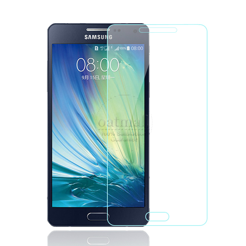 New 0.26mm Tempered Glass Film For Samsung Galaxy A9 A8 A3 A5 A7 2017 Glass Screen Protector A3 A5 A7 2016 Protective Saver 9H