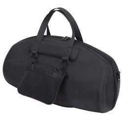 Negócio quente para jbl boombox portátil bluetooth alto-falante à prova dhard água caso duro carry caso saco caixa de proteção (preto)