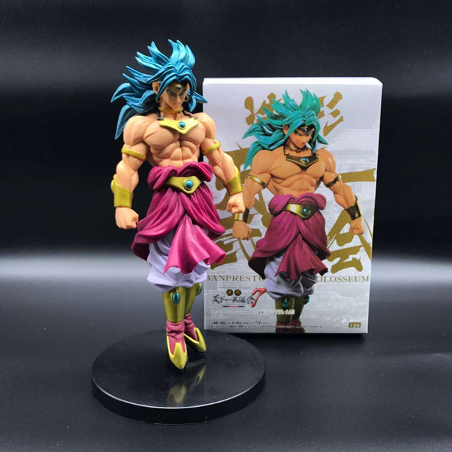 Dragon Ball Z Broli Super Saiyan PVC Action Figures Toy