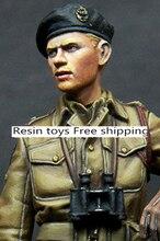 Resin toys  35178 British RAC AFV Crew 1 Free shipping