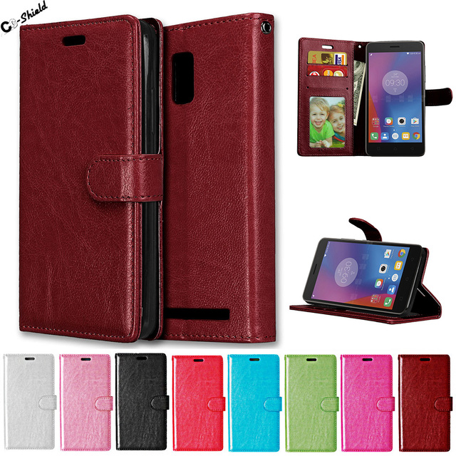 Flip Case A6600a40 For Lenovo A6600 Plus 2016 A 6600 A40 D40 Phone Leather Cover