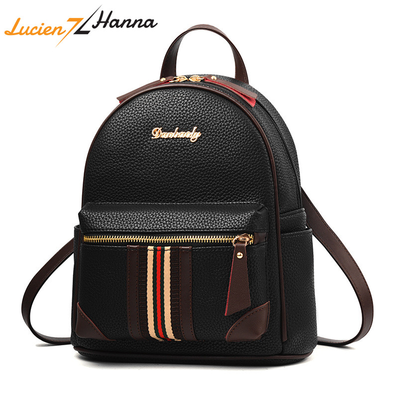 2018 Mini Leather Women Backpack College School Bags for Teenage Girls Children Travel Casual Female Shoulder Bag Party Bagpacks2018 Mini Leather Women Backpack College School Bags for Teenage Girls Children Travel Casual Female Shoulder Bag Party Bagpacks