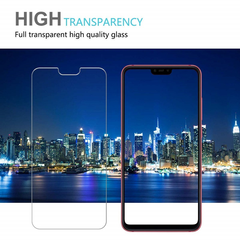 Image 4 - VSKEY 100pcs 2.5D Tempered Glass For Xiaomi Pocophone F1 Mi 6X 5X Play 5s A1 A2 S2 Y2 Y3  8 9Screen Protector Protective Film-in Phone Screen Protectors from Cellphones & Telecommunications